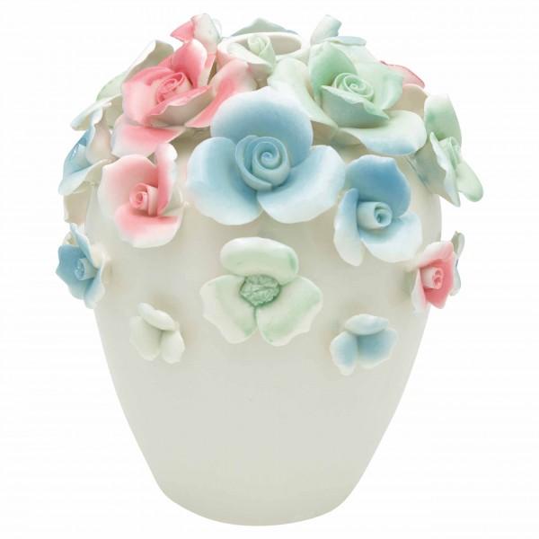 Wunderschöne Keramikvase für wenige Blumenstile - von GreenGate