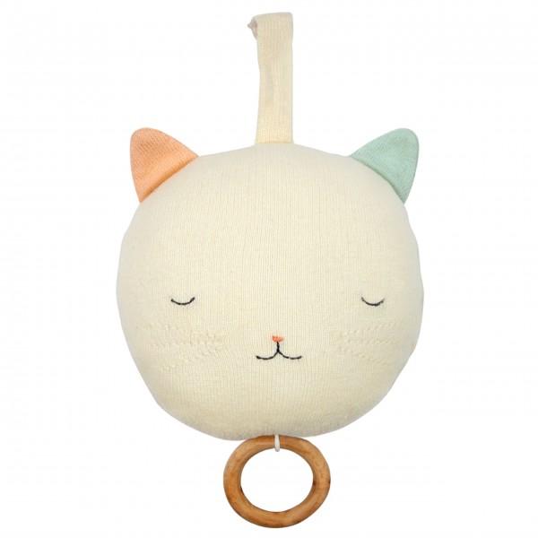 Süße Katzenspieluhr von Meri Meri