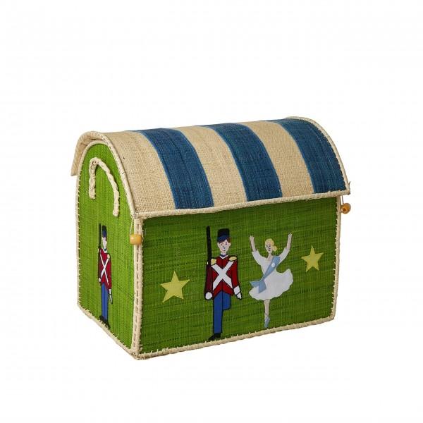 Kleiner Spielzeugkorb von Rice - fürs Kinderzimmer!