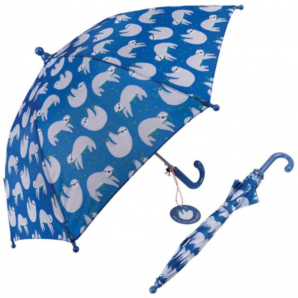 """Regenschirm für Kinder """"Faultier Sydney"""" von Rex LONDON"""
