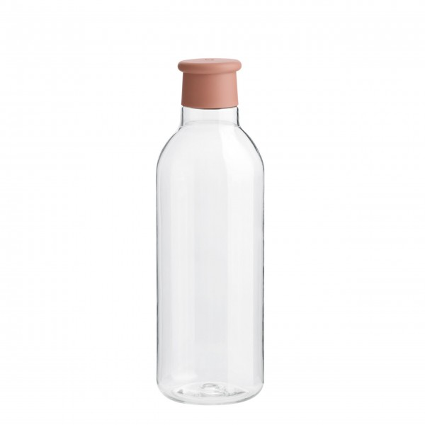 "Stelton Wasserflasche ""Drink-it"" - 750 ml (Misty Rose)"
