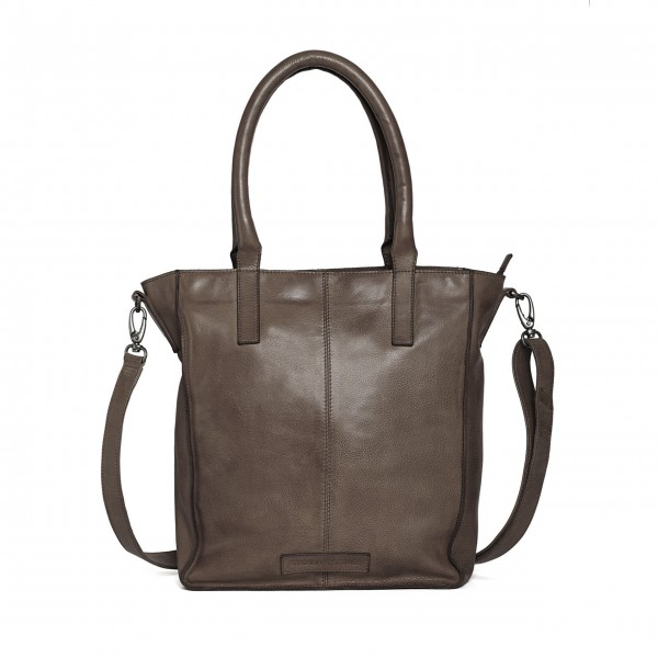 "Sticks and Stones Tasche ""Zurich"" (Dunkeltaupe)"