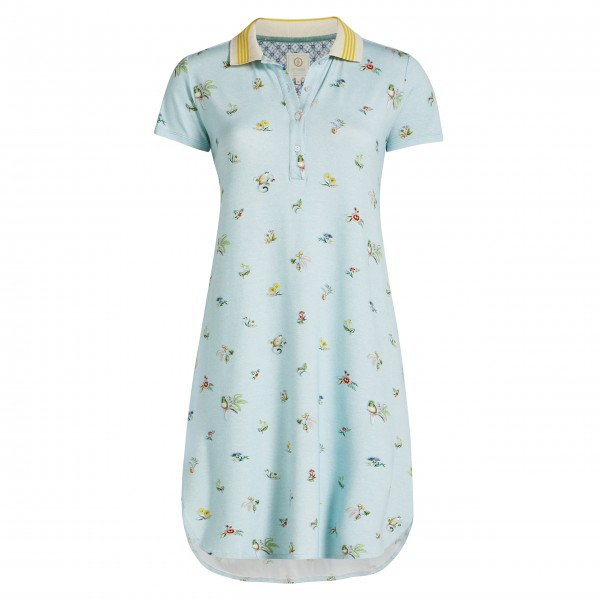 "Pip Studio Nachthemd ""Moss Dorothee"" (Blau)-260819-326-003-1"
