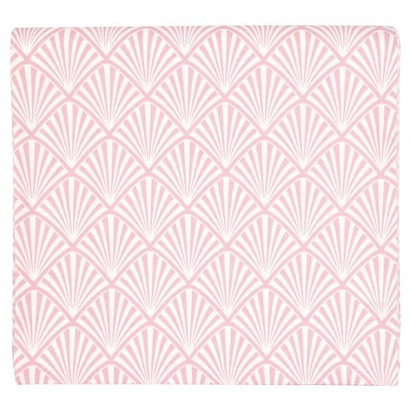"""Selbst in rosa ein stilvoller Hingucker: Tischdecke """"Celine"""""""