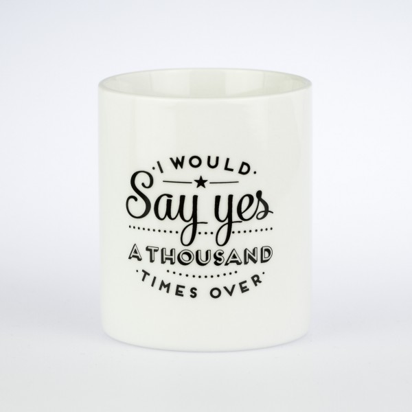 "mr. wonderful* Becher ""I would say yes a thousand times over"""